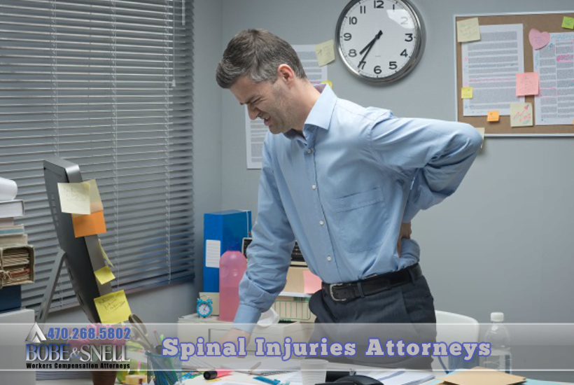 Georgia Spinal injury lawyer