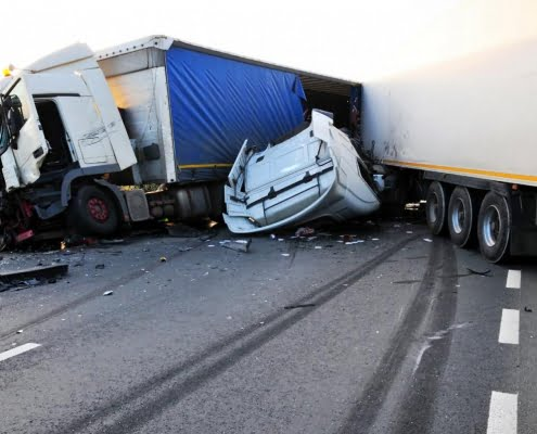 Truck accident Attorney
