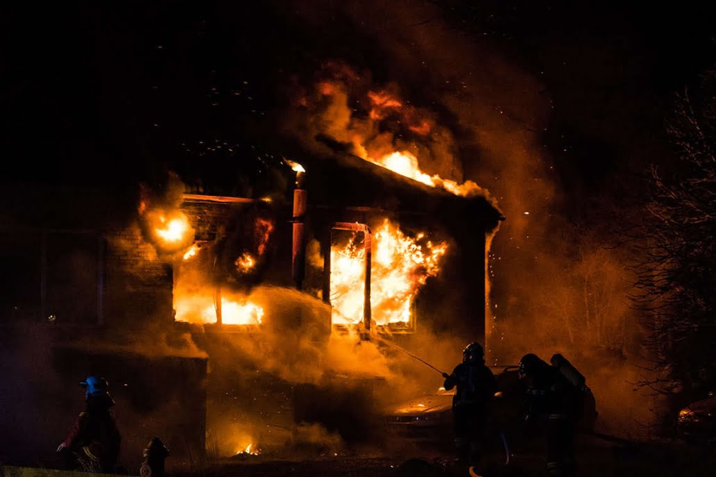 Construction Fires/Explosions And Resulting Burns