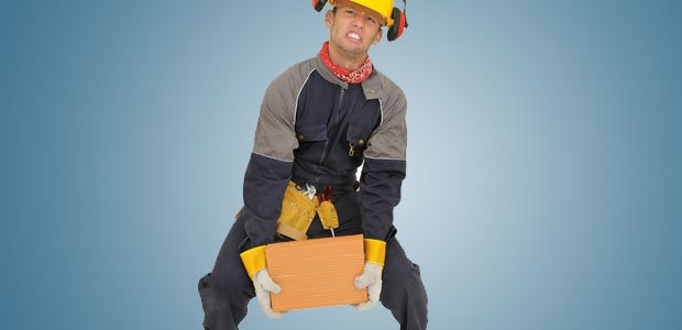 Overexertion; Construction Injury