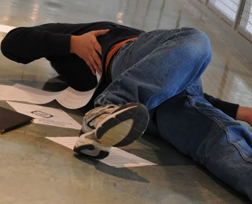 Fault in Slip and Fall Cases