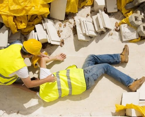 Construction Injury Attorney