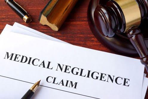 Legal Claims Due to Negligence