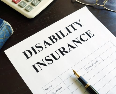 Disability Insurance Coverage
