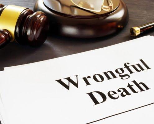 wrongful death claim attorney