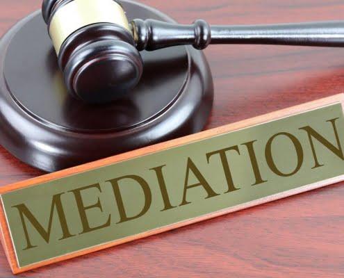 licensed Mediator