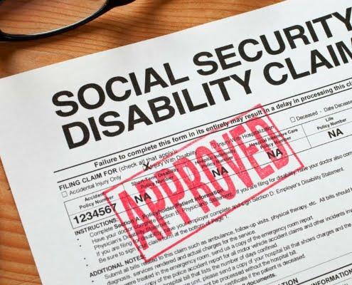 Security Disability Claim
