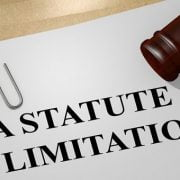 issues statute of limitations
