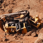 Construction Truck Accident